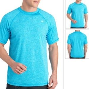 Nike Dri-Fit Heather Hydroguard Swim Tee
